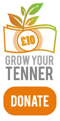 Grow your Tenner for Friends of the Park