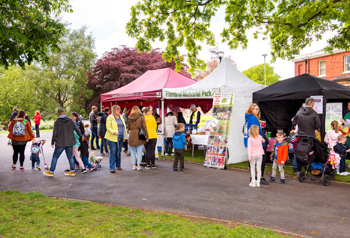 Family Treasure Hunt raises £2,697 for Memorial Park