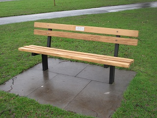 Mac's Bench After
